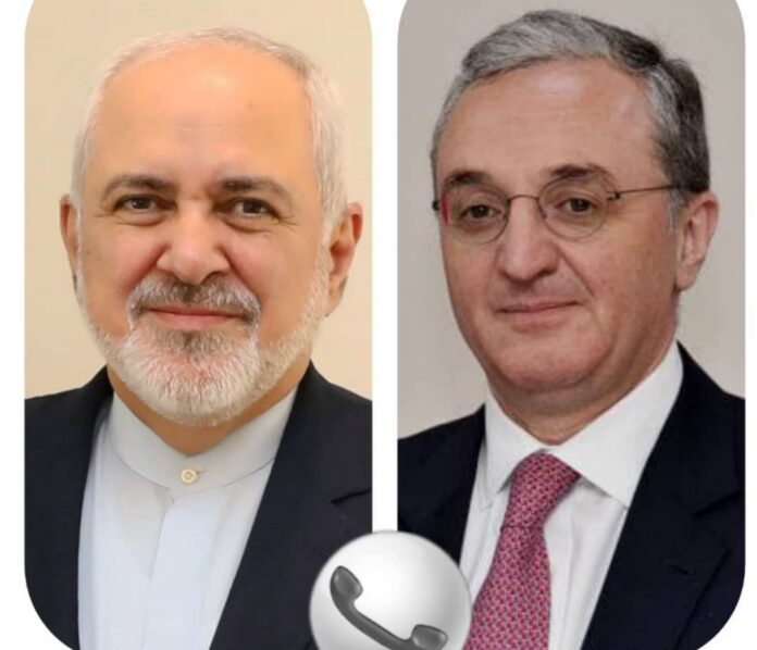 Iran, Armenia Discuss Regional Developments