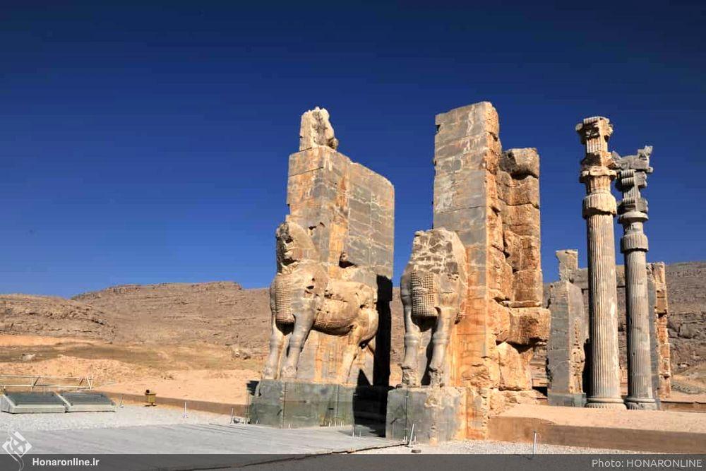 Persepolis Reliefs Symbol Of Iran S Ancient Rich Civilization Iran Front Page