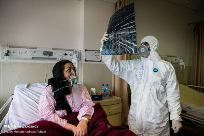 Over 8,000 Iranians Contract Coronavirus in 24 Hours