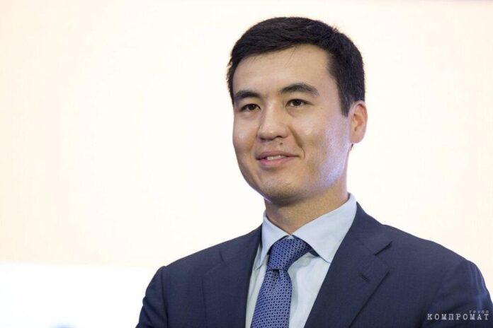 Galimzhan Yessenov; A Millionaire Who Heads Kazakhstan Chess Federation