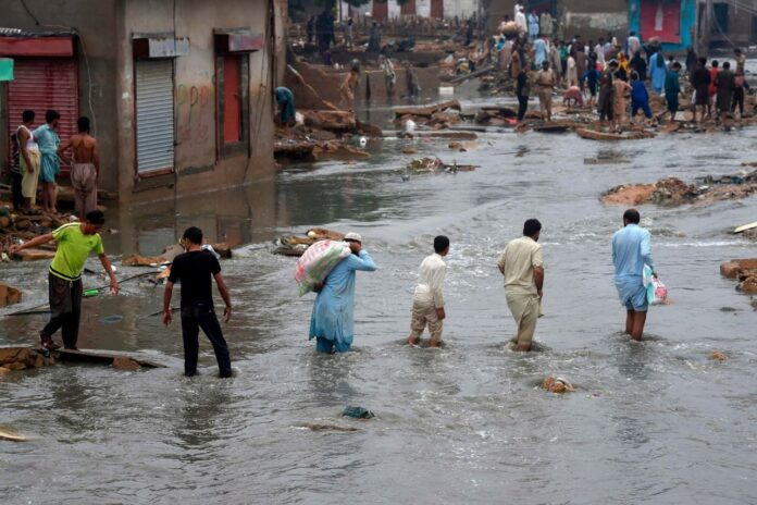 Iran Offers Sympathy to Pakistan over Flood in Sindh