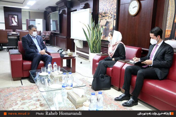 Iran, Bulgaria to Boost Transport Cooperation