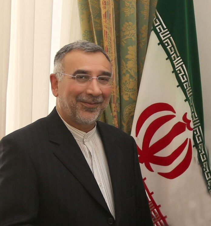 Iran Envoy for Afghanistan Holds Talks with German, Uzbek Counterparts
