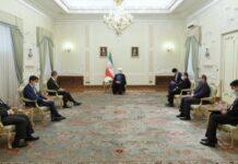 Iran, Portugal Discuss Closer Cooperation