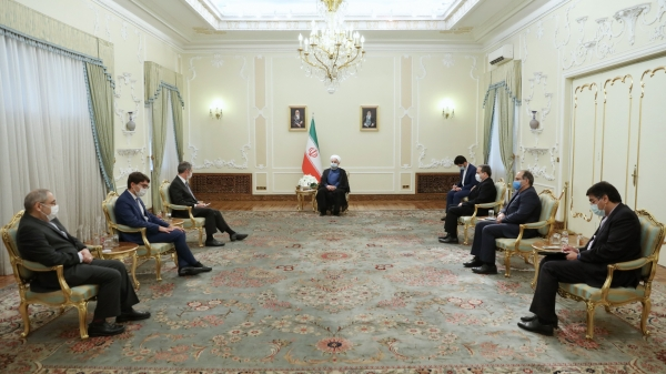 Iran, Portugal Discuss Closer Cooperation