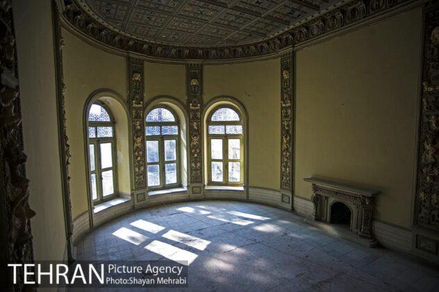 Iran's Architecture in Photos House of Mostofi-ol Mamalek
