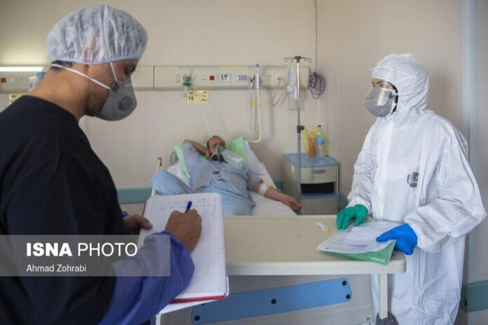 Iran's Daily COVID-19 Infections Continue to Rise