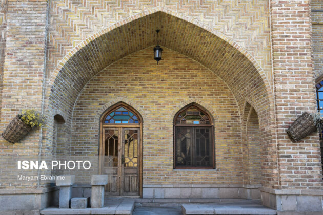 Iran's History in Photos Yam Caravanserai 5