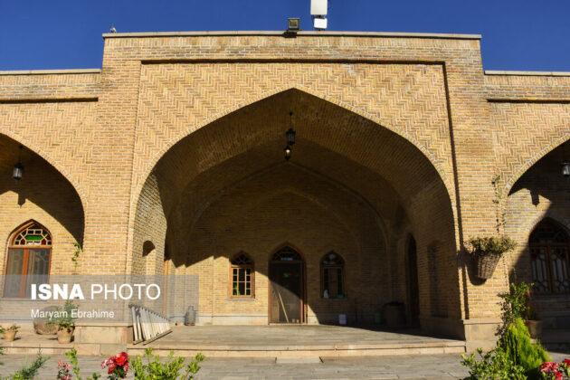 Iran's History in Photos Yam Caravanserai 5