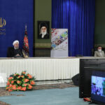 Iran's President Rings In School Year 2020