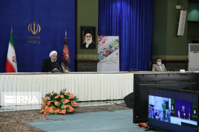Iran's President Rings In School Year 2020