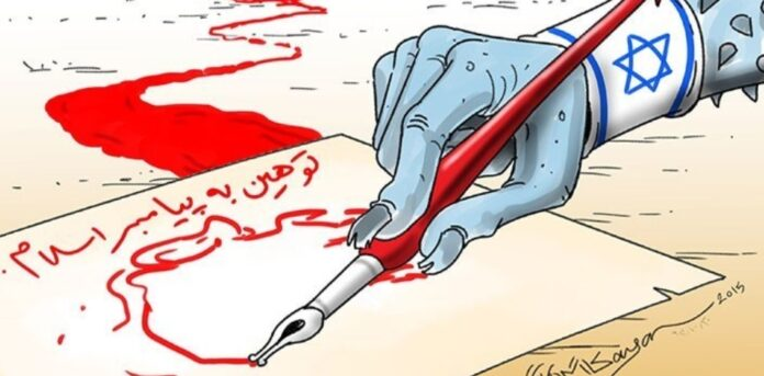 Iran's Public Culture Council Condemns Charlie Hebdo's Insulting Cartoon