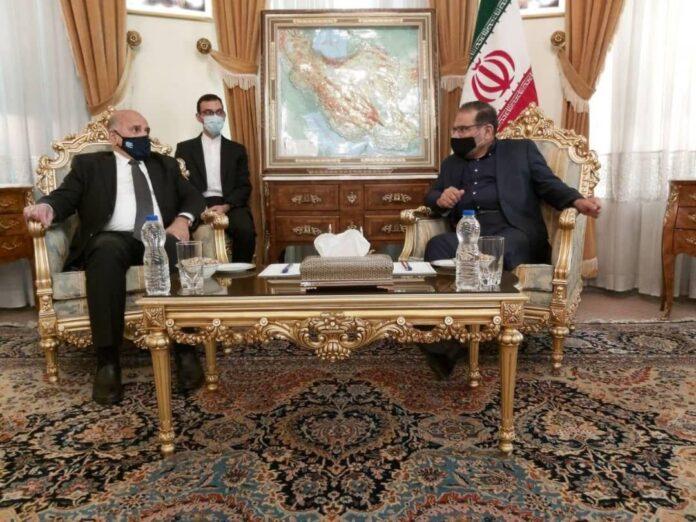 Iran's Shamkhani Calls for Immediate Expulsion of US from Iraq