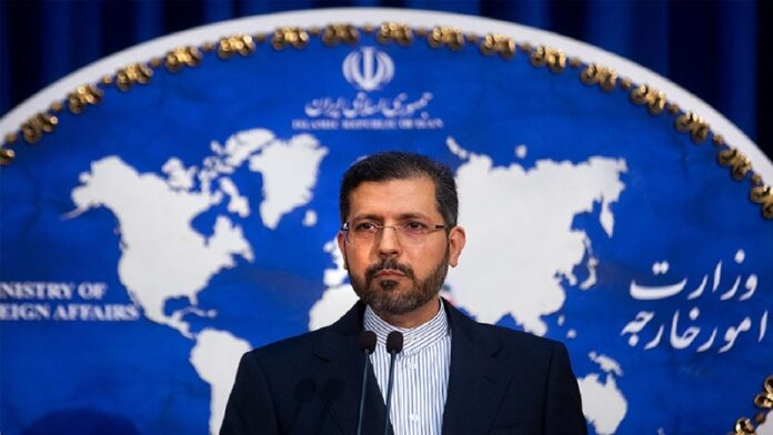 Iran Condemns Canada's Human Rights Resolution