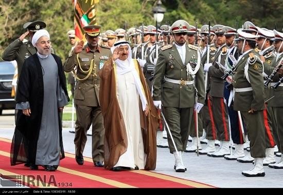 Late Kuwaiti Emir Played Key Role in Creating Regional Balance: Rouhani