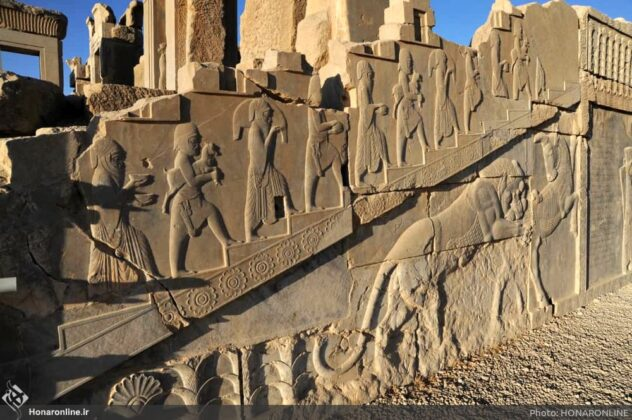 Persepolis Reliefs; Symbol of Iran's Ancient, Rich Civilization 13