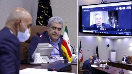 Tehran, Moscow Discuss Closer Scientific Cooperation
