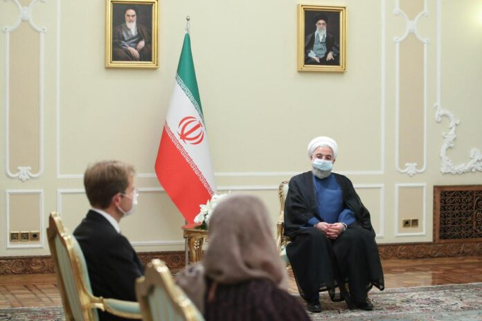 Tehran Praises Oslo for Its Opposition to Unilateralism