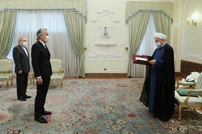 Tehran Urges Madrid to Fight 'Virus of US Unilateralism'