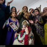 Traditional Wedding in Iran's Bandar Torkaman