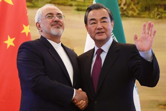 Iran Sees 'Bright Prospect' for Strategic Cooperation with China: Zarif