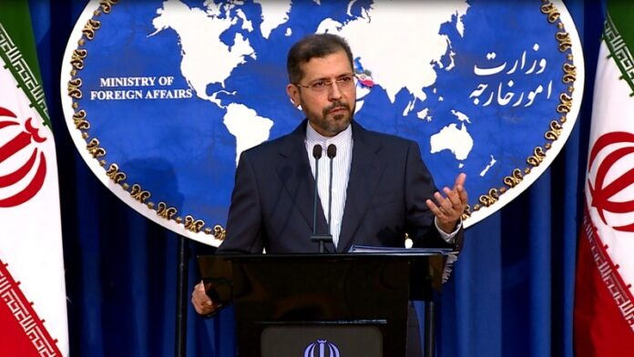 No Change in Iran's Borders as Karabakh Peace Deal Unfolds: Spokesman