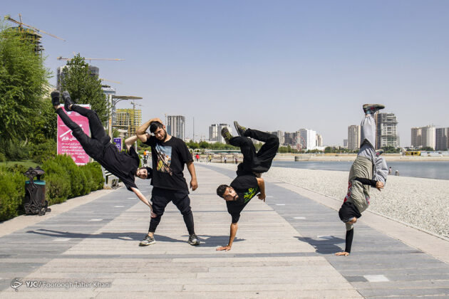 sport in iran
