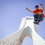 Parkour Becoming All the Rage in Iran 20