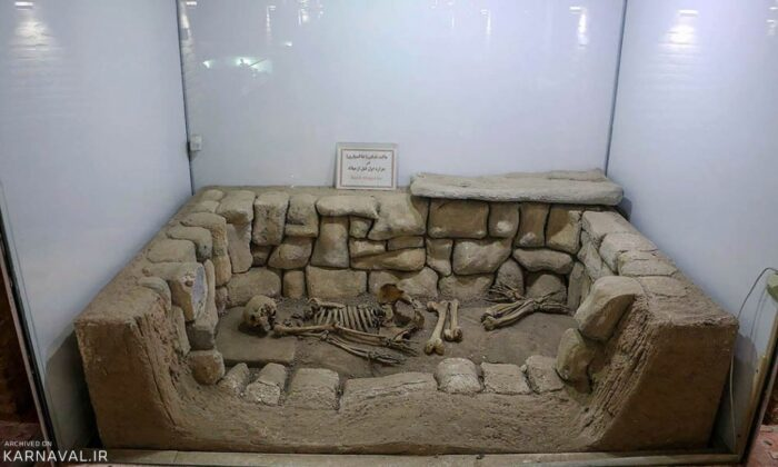 Anthropology Museum of Castle of Falak-ol-Aflak 2