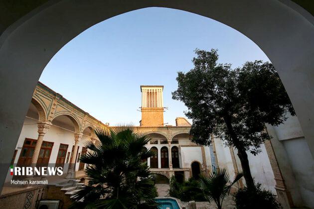 Century-Old House in Qom Boasts Unique Architecture 21