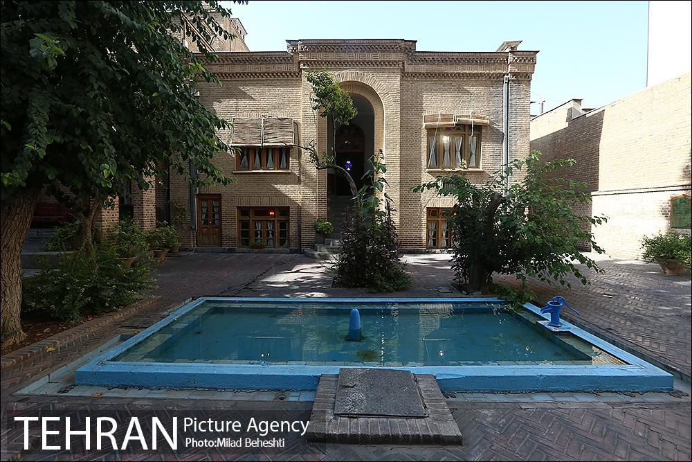 Iran's Architecture in Photos: House of Mohammad Moein