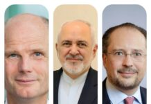 Iran FM Holds Talks with Dutch, Austrian Counterparts