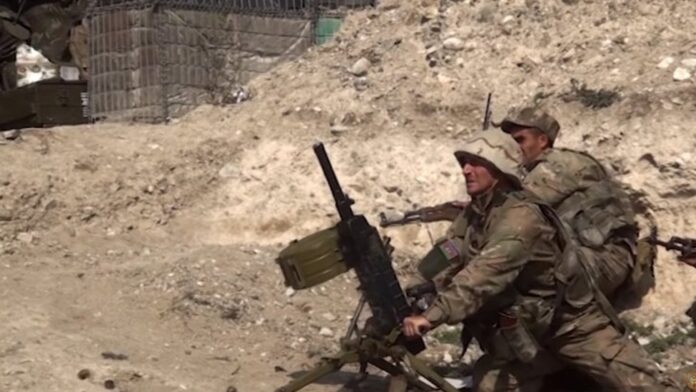 Iran Condemns Killing of Civilians in Karabakh Conflict
