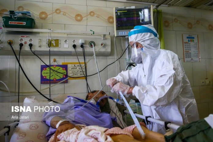 Iran's Daily COVID-19 Infections, Deaths Hit All-Time High: Ministry