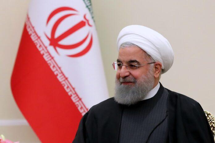 Iran's President Congratulates Tajik Counterpart on Re-Election