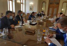 Iranian, Ukrainian Diplomats Hold New Round of Political Talks