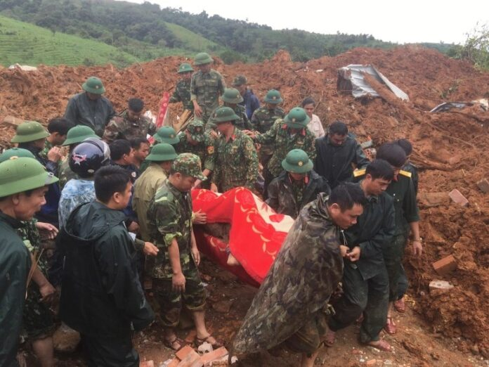 Iran Condoles with Vietnam over Deadly Flooding, Landslides