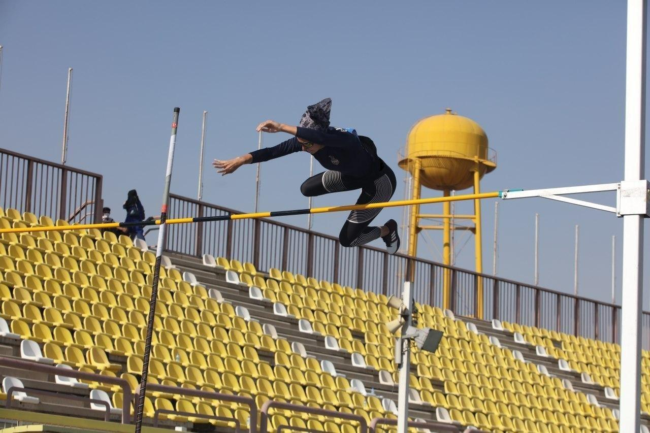 Iranian Girl Who Went Viral for 4-Metre Jump Eyes Olympic Games 2
