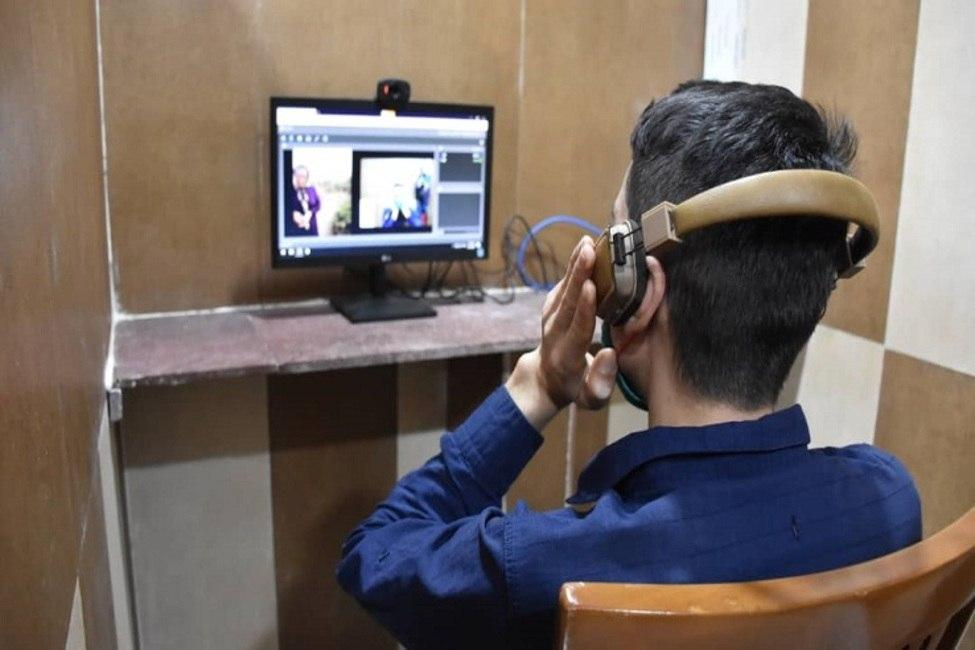 Iranian Inmates Can Now Meet Their Families Online