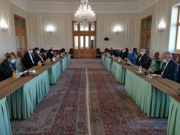 Iranian, Russian Diplomats Discuss Syria Developments