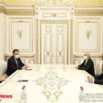 Iran's Envoy Meets Armenian PM to Discuss Nagorno-Karabakh Crisis