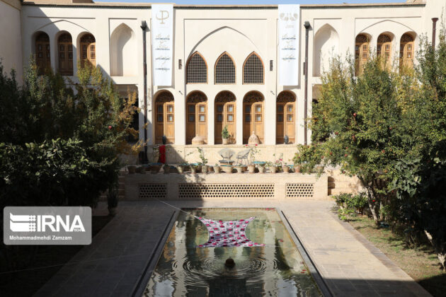 Iran's Kashan Hosting Annual Contemporary Art Event 12