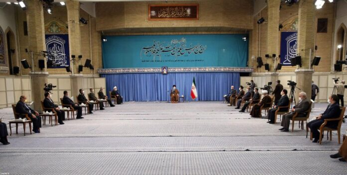 Iran's Leader Calls on Officials to Redouble Efforts to Contain COVID-19