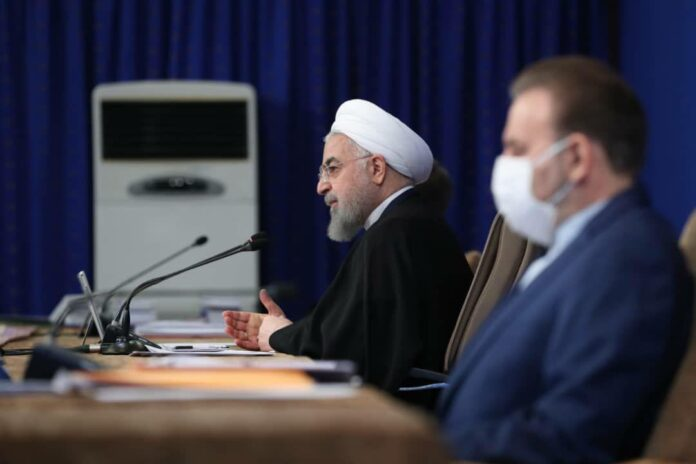 Iran's President Hails Arms Embargo Lifting as Victory of Logic over Force