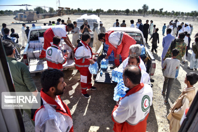 Iran's Red Crescent Ready to Send Relief Teams to Quake-Hit Turkey