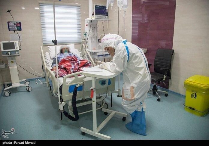 Iran's Single-Day COVID-19 Fatalities at Highest Level Again