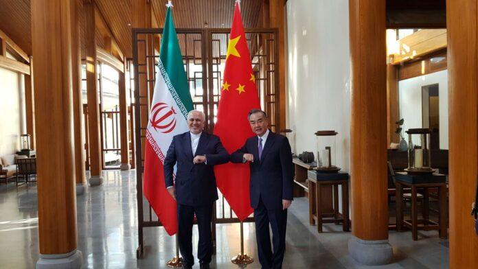 Iran's Zarif Hails Fruitful Talks in China Trip