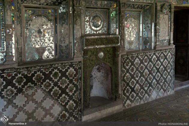 Mantelpieces Hold Secret to Beauty of Ancient Iranian Architecture 5