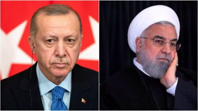 President Rouhani: Iran Ready to Send Any Relief to Quake-Hit Turkey