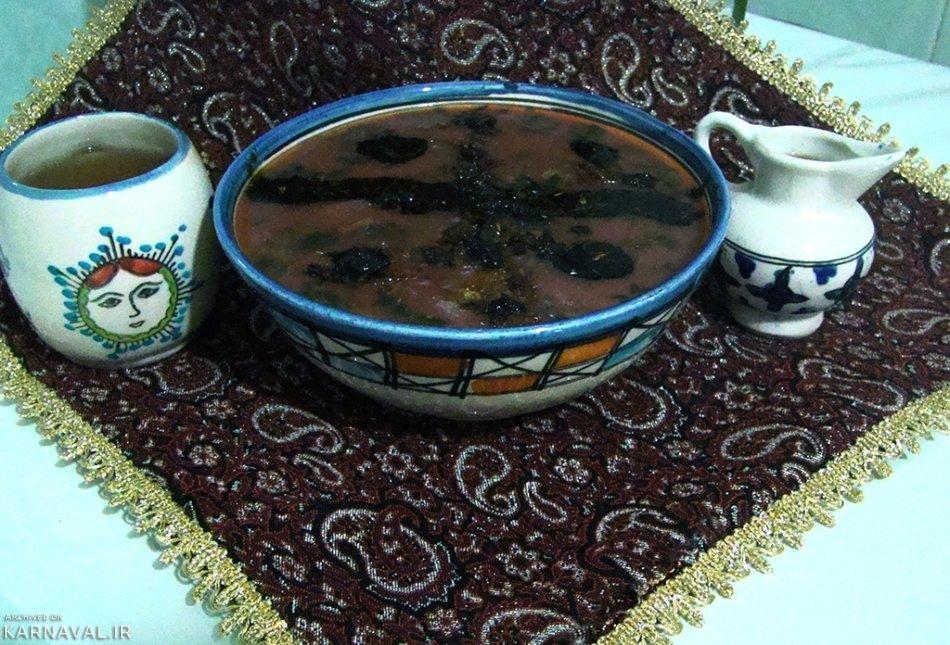 Shooli, the Most Popular Broth in Yazd